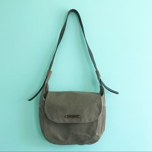 Handbags - Peg and Awl Waxed Canvas Tote with VegTan Leather